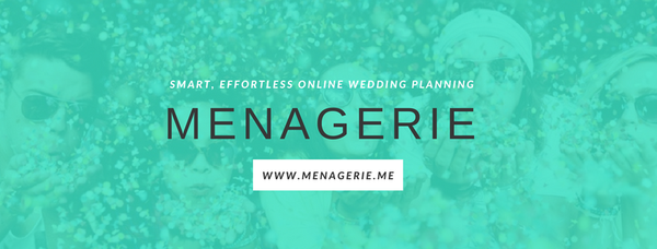 Redefining Wedding Planning with Menagerie